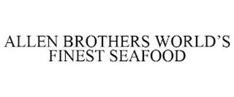 ALLEN BROTHERS WORLD'S FINEST SEAFOOD