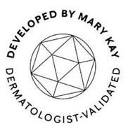 DEVELOPED BY MARY KAY DERMATOLOGIST-VALIDATED