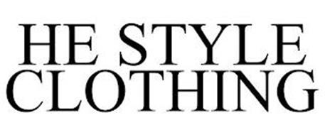 HE STYLE CLOTHING