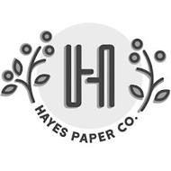 HAYES PAPER CO.