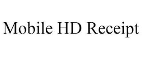 MOBILE HD RECEIPT