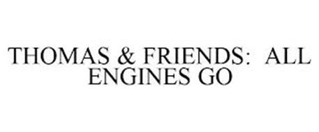 THOMAS & FRIENDS: ALL ENGINES GO