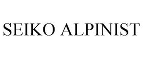 SEIKO ALPINIST