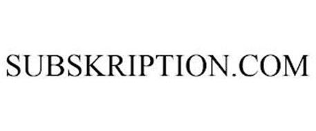 SUBSKRIPTION.COM