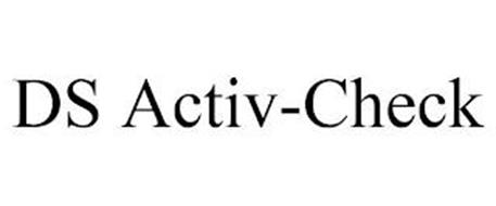 DS ACTIV-CHECK