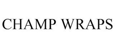 CHAMP WRAPS