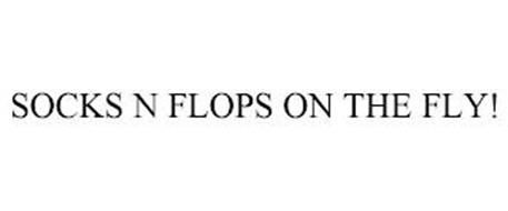 SOCKS N FLOPS ON THE FLY!