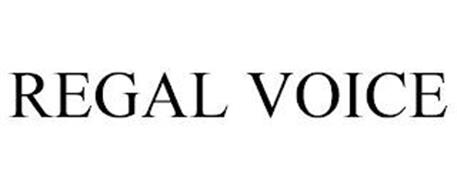 REGAL VOICE