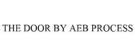 THE DOOR BY AEB PROCESS