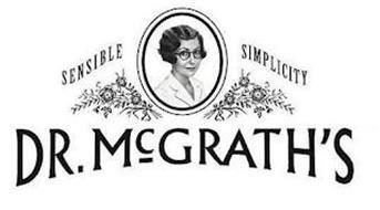 SENSIBLE SIMPLICITY DR. MCGRATH'S