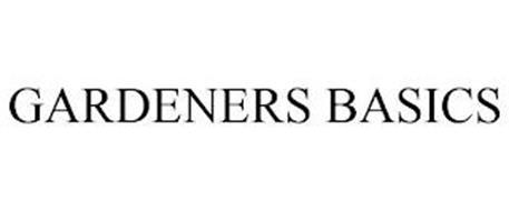GARDENERS BASICS