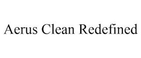 AERUS CLEAN REDEFINED