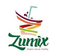 ZUMIX SIMPLE. NATURAL. HEALTHY