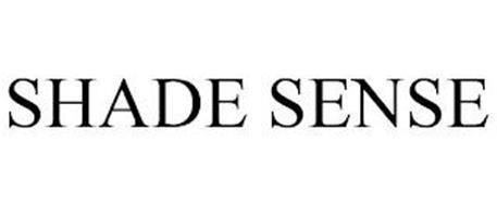 SHADE SENSE
