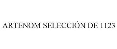 ARTENOM SELECCIÓN DE 1123