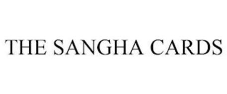 THE SANGHA CARDS