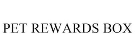 PET REWARDS BOX