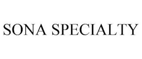 SONA SPECIALTY