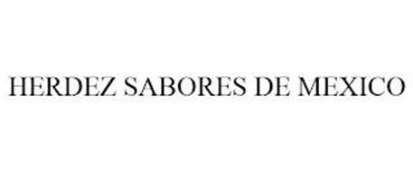 HERDEZ SABORES DE MEXICO