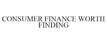 CONSUMER FINANCE WORTH FINDING