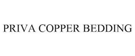 PRIVA COPPER BEDDING