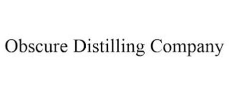 OBSCURE DISTILLING COMPANY
