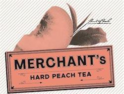MERCHANT'S HARD PEACH TEA HINT OF PEACH