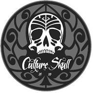 CULTURE SKULL 2018