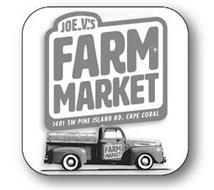 JOE V'S FARM MARKET 1401 SW PINE ISLAND RD. CAPE CORAL
