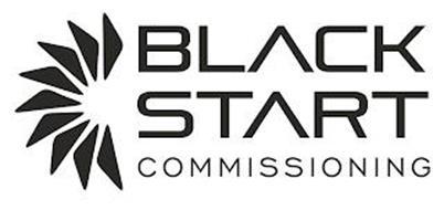 BLACK START COMMISSIONING