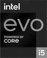 INTEL EVO POWERED BY CORE I5