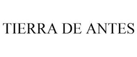 TIERRA DE ANTES