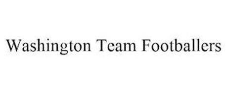 WASHINGTON TEAM FOOTBALLERS