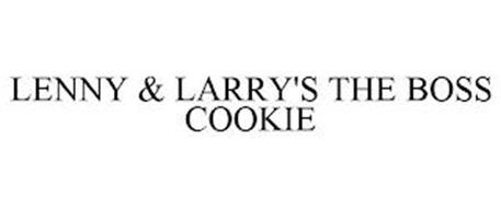 LENNY & LARRY'S THE BOSS COOKIE
