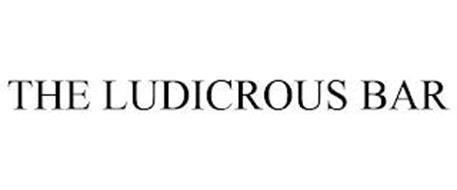 THE LUDICROUS BAR