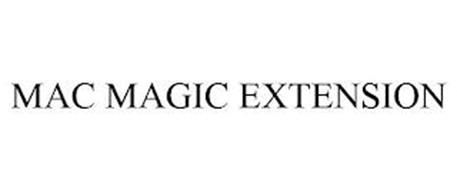 MAC MAGIC EXTENSION