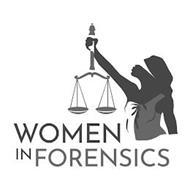WOMEN IN FORENSICS