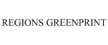 REGIONS GREENPRINT