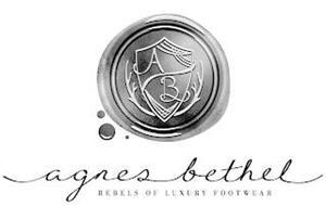 AGNES BETHEL REBELS OF LUXURY FOOTWEAR