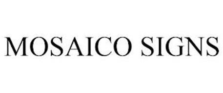 MOSAICO SIGNS