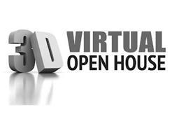 3D VIRTUAL OPEN HOUSE