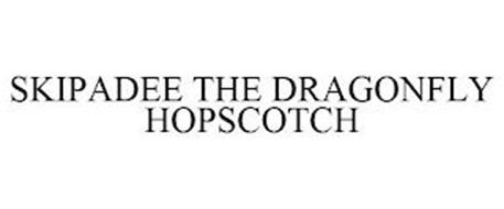 SKIPADEE THE DRAGONFLY HOPSCOTCH