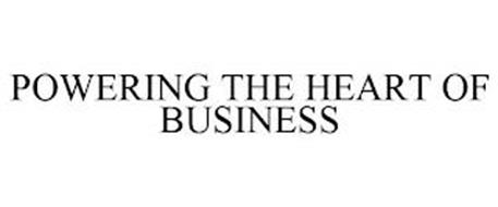 POWERING THE HEART OF BUSINESS