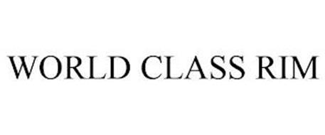 WORLD CLASS RIM