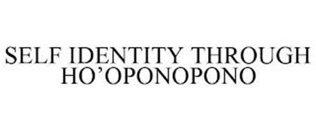 SELF IDENTITY THROUGH HO'OPONOPONO