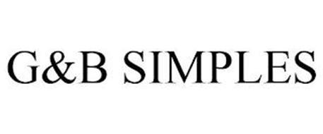 G&B SIMPLES