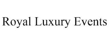 ROYAL LUXURY EVENTS