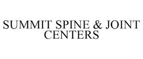 SUMMIT SPINE & JOINT CENTERS