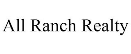 ALL RANCH REALTY