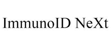 IMMUNOID NEXT